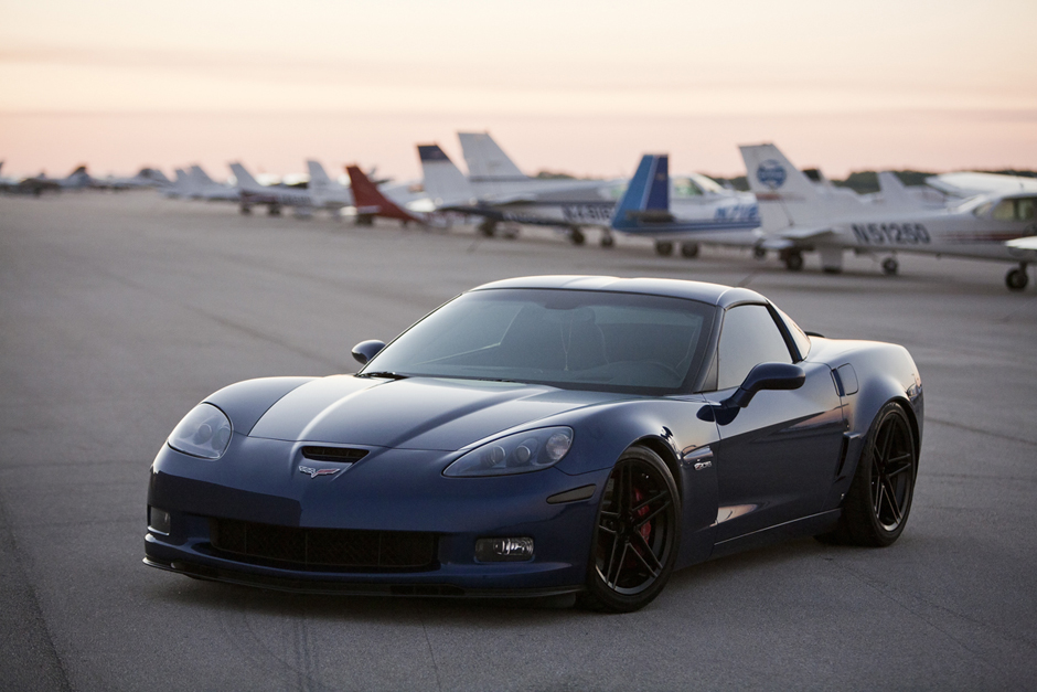 2010 Corvette z06 | Devon Spencer.